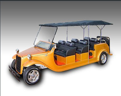 электрическая машина для гольфа