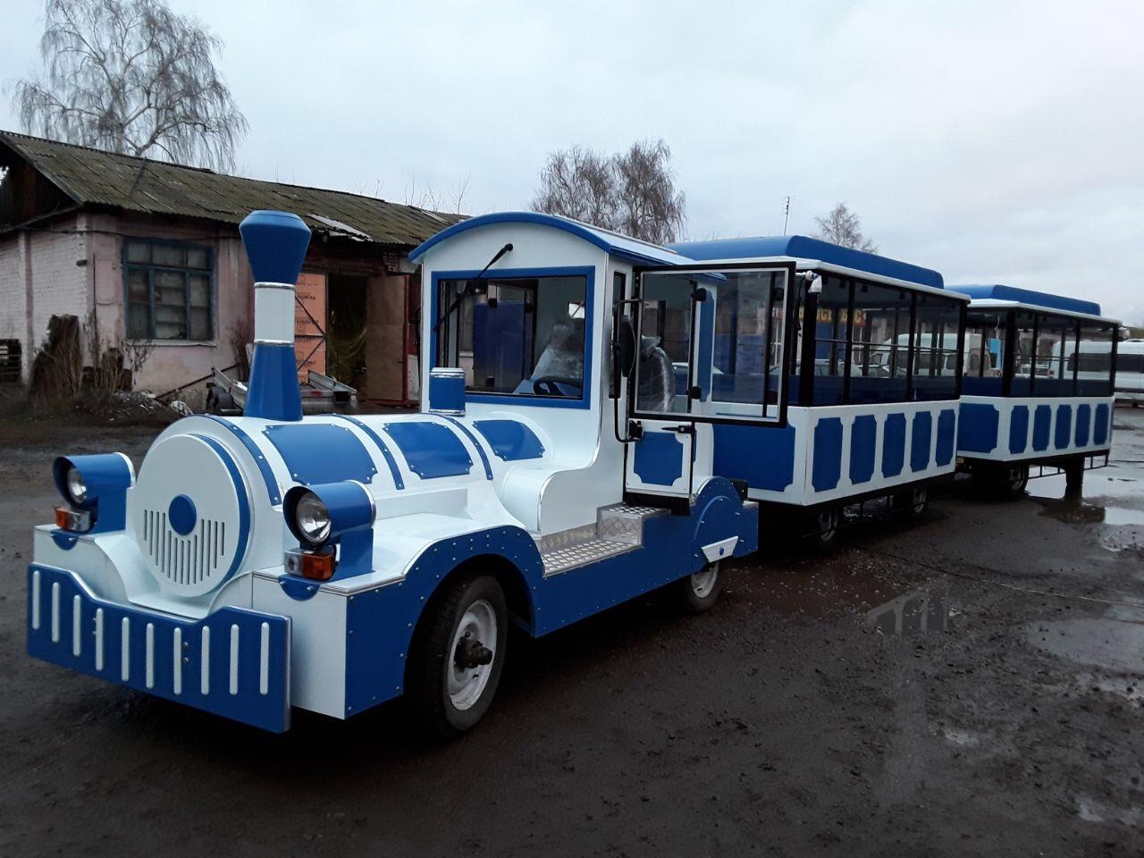 аттракцион поезд, аттракцион автобус, электрическая карета, лондон бас, поезд на рельсах, поезд для парка, аттракцион паровозик, безрельсовый поезд