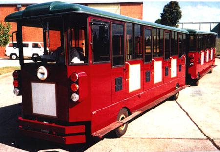 дизельный поезд, электрический трамвай, электропоезд, безрельсовый поезд