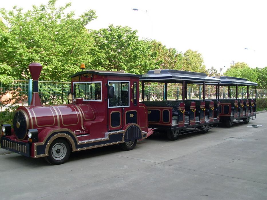 бензиновый поезд, дизельный паровозик, аттракцион паровозик